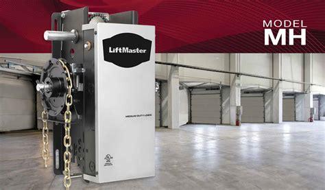 liftmaster garage door openers commercial garage door openers lancaster door service llc