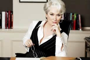 meryl streep as miranda priestly in devil wears prada the devil wears prada getting a sequel