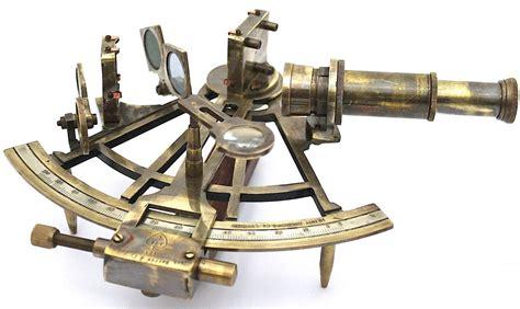 sextant uk marine captain sextant brass nautical sextant 8 163 52