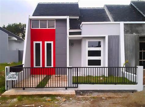 Promo Pagar Minimalis Murah Jabodetabek pagar rumah minimalis type 36 sumber gambarrumahideal co id