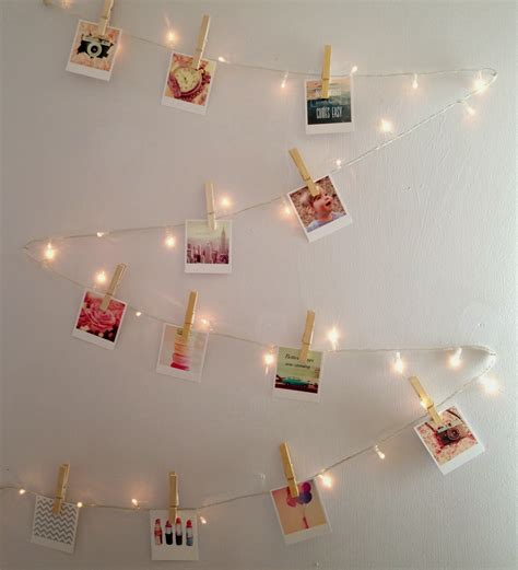 20x Metal Wooden Heart Star Led Fairy String Lights Warm Decorating With White Lights