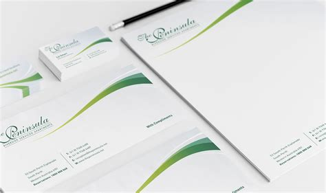 Business Card Letterhead Design design perth stationery business cards letterheads