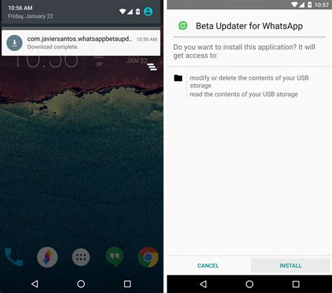 get whatsapp apk stay ahead in the how to get whatsapp features before anyone else samsung android