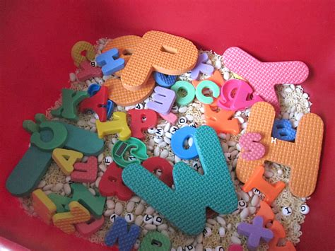 Discover Abc And Number Foam Mat - 11 literacy activities for preschool free choice time no