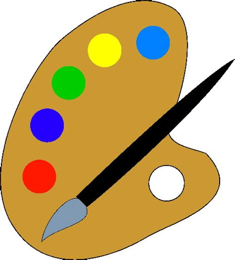 Clipart For Paint clip clip painting 025246