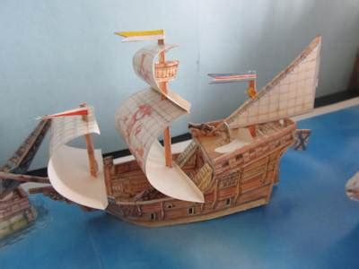 How To Make A Ship Out Of Paper - index of paper castle port