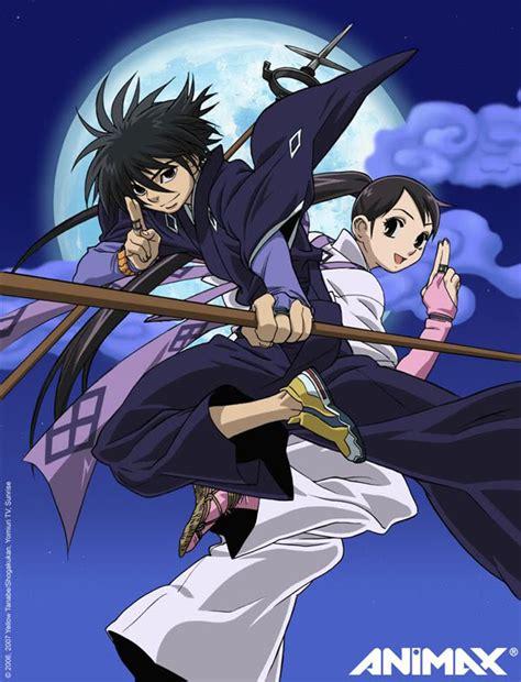 anime list on animax moonlight summoner s anime sekai barrier master 結界師