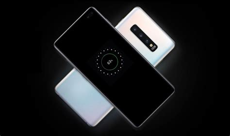 Samsung Galaxy S10 Not Charging by Introducing The Samsung Galaxy S10