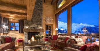 Large Luxury House Plans Private Jet To Luxury Ski Chalets Verbier