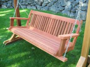 wooden patio swing outdoor awesome wood porch swing for outdoor patio
