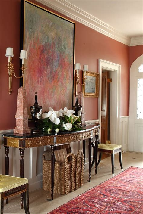 hall interior colour pin by maryann velin denike on foyers pinterest