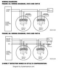 ld4p120x duct detector wiring diagram smoke detector wiring diagram installation wiring diagrams