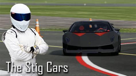 official top gear the stig car keyring in gift box ebay the stig 180 s cars top gear lamborghini sesto elemento forza 4 motorsport