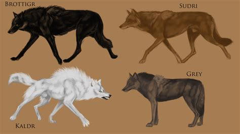 dire wolf dire wolf subspecies by thesodasmuggler on deviantart