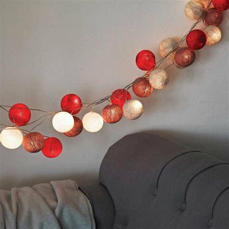 lichterkette wand 49 ideen f 252 r dekoration mit lichterkette archzine net