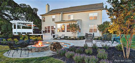 two level backyard design your perfect backyard patio seattle rockeries
