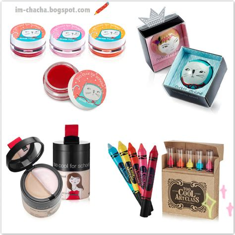Makeup Cool For School Seoul Cool For School Cosmetics Something Special