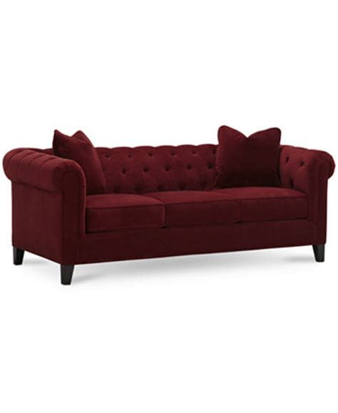Macy Couches by Rayna Fabric Sofa Furniture Macy S