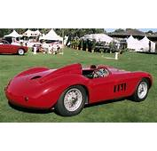 Maseratis At Concorso Italiano 2000