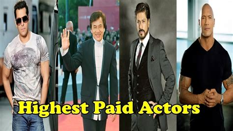 Top 10 Highest Paid Actors In The World World S Richest Actors 2017 2018 by Top 10 Highest Paid Actors In The World 2018 Forbes List