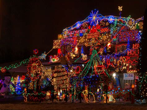 where best top view christmas decoration lights in colorado springs c 243 mo colocar las luces de navidad