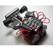 F40 Igol 1 12 Ferrari Engine Model Protar Pocher