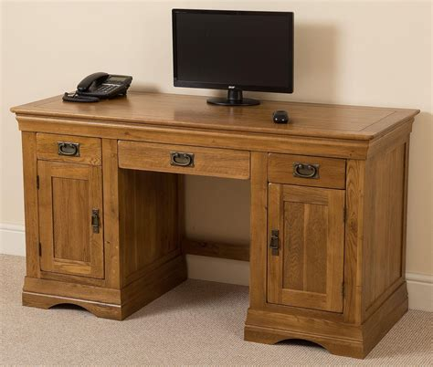 french chateau rustic computer desk absolute home