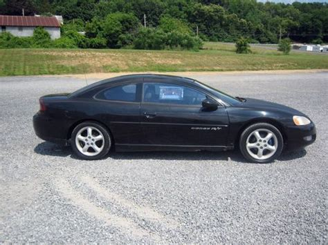 automotive air conditioning repair 2001 dodge stratus seat position control find used 2001 dodge stratus r t coupe 2 door 3 0l rare v6 rt eclipse almost no reserve in