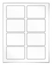 word label template 8 per sheet blank label templates on blank labels label