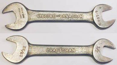 Kunci Chrome Vanadium mengenal material kunci mekanik tools shop ajbs