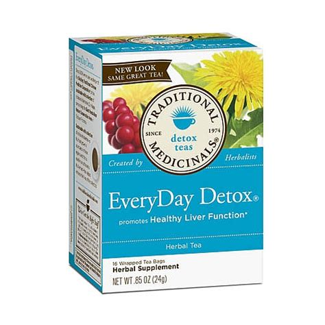Traditional Medicinals Everyday Detox Tea Weight Loss by Pynkhealth Check Out The Slim Waist Cleanse