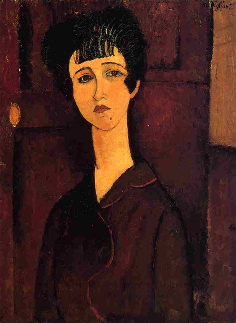 amedeo modigliani 1884 1920 the victoria oil on canvas by amedeo modigliani 1884 1920 italy