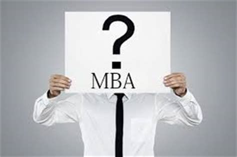 Why Should I Get An Mba by Why Mba