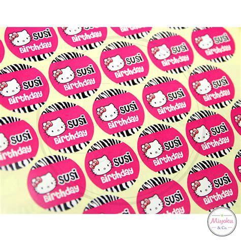 Mangkok Kotak Hello miyoku hello personalized souvenir jakarta barat