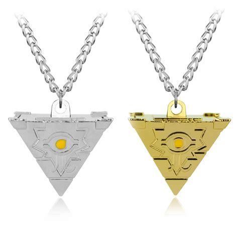 occhio illuminati acquista all ingrosso occhio collana piramide da