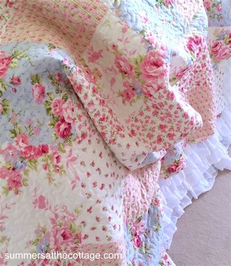shabby chic quilt sets shabby chic quilts bedding homes