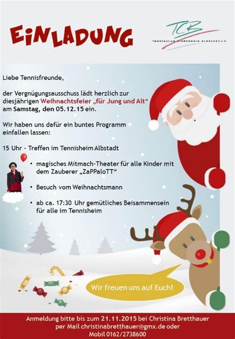 Word Vorlage Einladung Weihnachtsfeier einladungskarten weihnachtsfeier designideen