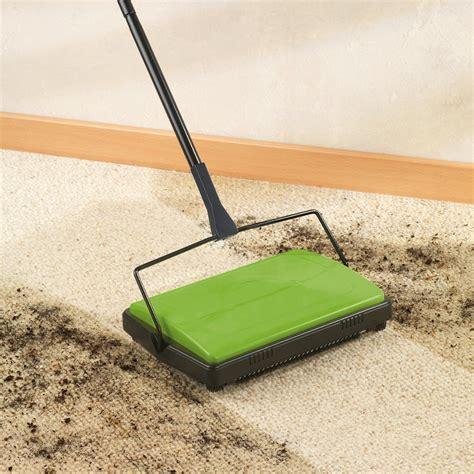 carpet sweeper wenko carpet sweeper green wenko ethical superstore