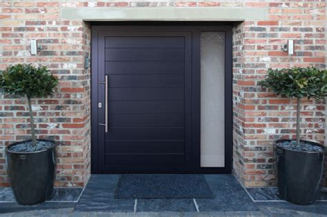 Aluminum Front Doors Dutem 228 Nn Haus Front Doors Rococo