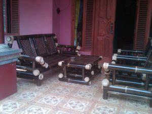 Kursi Bambu Bekasi jual furniture bambu di jakarta bekasi depok bogor tangerang