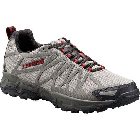 montrail climbing shoes montrail fluid fusion outdry hiking shoe s