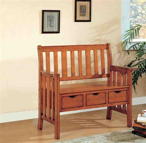 mission benches mission style storage bench home furniture design