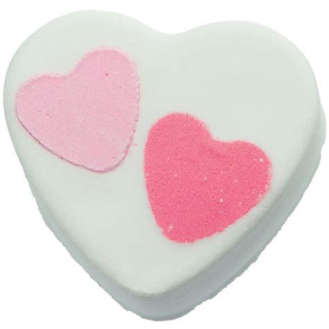 heart bathtub heart 2 heart bath blaster 160g bomb cosmetics