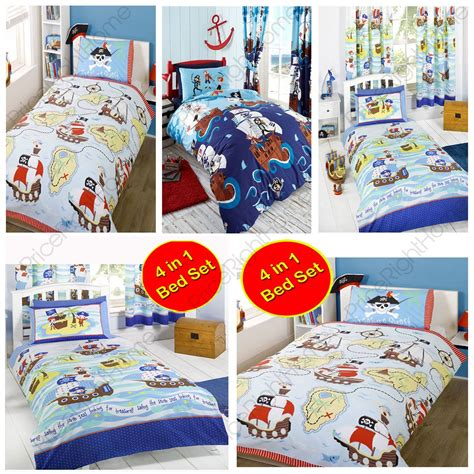 pirate themed duvet covers various designs styles