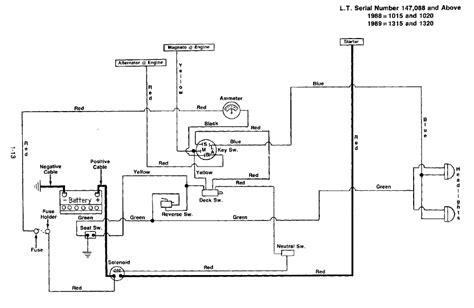 wiring diagram cub cadet 1215 wiring diagrams
