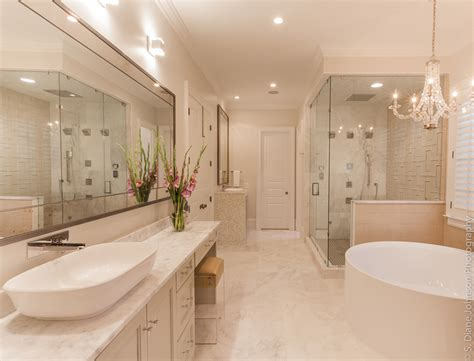 designer master bathrooms bathrooms bassett construction services