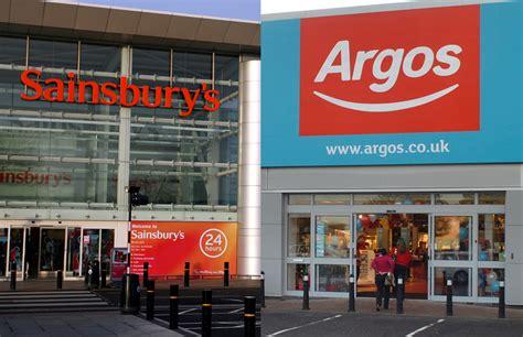 163 1 3bn sale of argos to sainsbury s advances to next stage