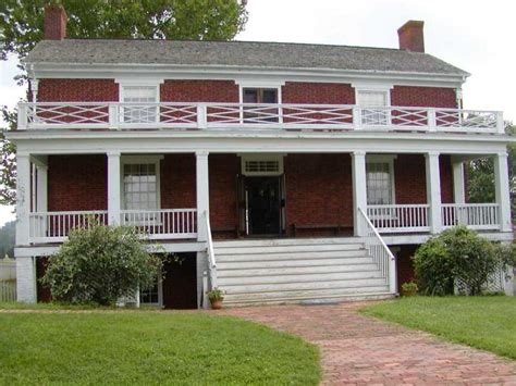 mclean house appomattox court house np