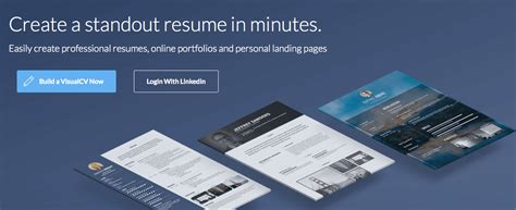 16 free tools to create outstanding visual resume flare
