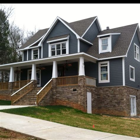 exterior paint colors for house with blue roof image result for best color blue siding house